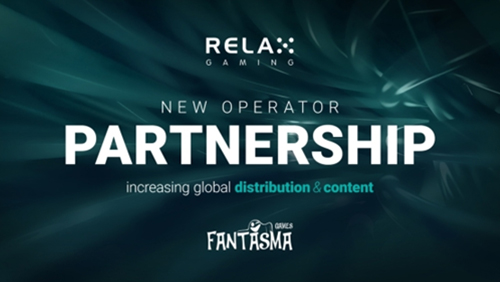 Relax Gaming adds new studio partner Fantasma Games