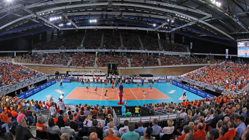 Sportradar to market CEV Tokyo Volleyball European Qualification media rights