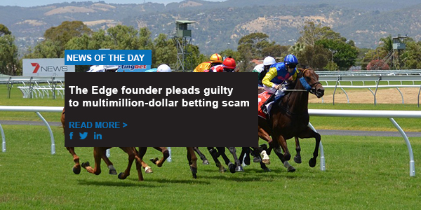 The Edge founder pleads guilty to multimillion-dollar betting scam