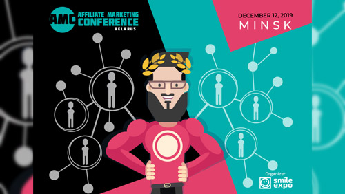 The first Affiliate Marketing Conference Belarus in Minsk is an event for advertisers, webmasters and arbitrage specialists