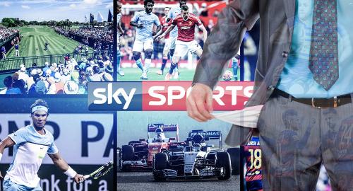Italy, UK gambling advertising curbs hurting Sky TV revenue