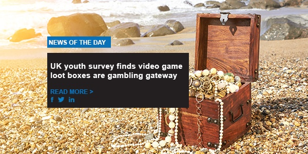 UK youth survey finds video game loot boxes are gambling gateway