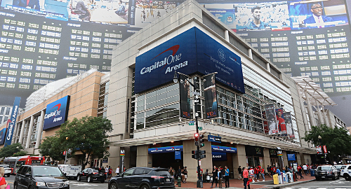 William Hill to open in-stadia sportsbook in Washington, DC