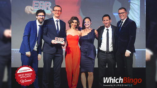 XLMedia PLC wins Best Bingo affiliate with WhichBingo.co.uk