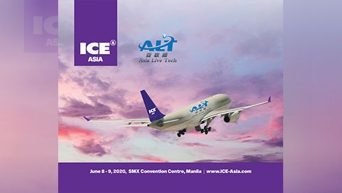 Asia Live Tech named as ICE Asia Diamond Sponsor