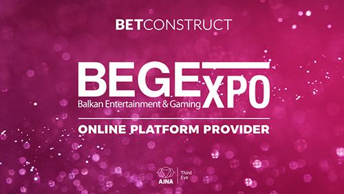 BetConstruct's platform wins at BEGE Awards 2019