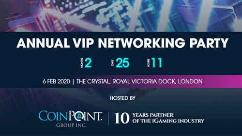 CorePoint's Annual VIP Networking Party 2020 a hotspot for blockchain