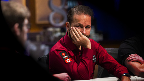 Daniel Negreanu loses out as Robert Campbell is awarded POY win after WSOP error