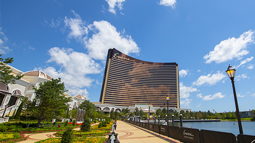 Encore Boston Harbor threatens Twin River's performance