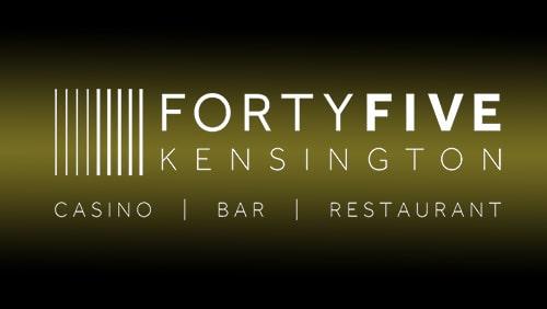 Genting UK opens Forty Five Kensington following multi-million-pound refurbishment