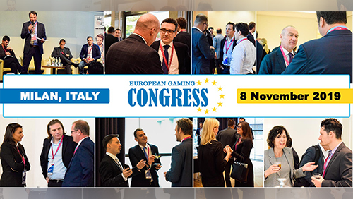 Happening in a couple of days, European Gaming Congress 2019 Milan, why you need to be there
