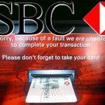 HSBC UK to introduce ATM-style spending limits for gambling
