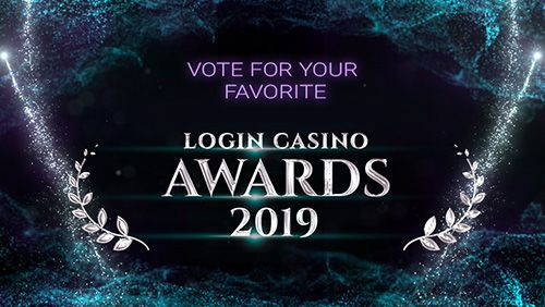 Login Casino Awards 2019: The voting starts
