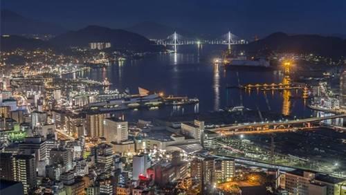 长崎与其他三个城市争夺IR许可证