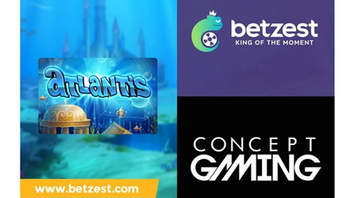 Online Casino and Sports Betting operator BETZEST goes live with Concept Gaming