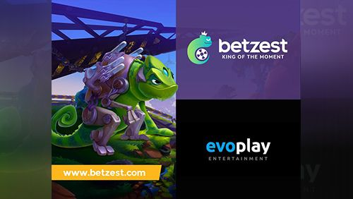 Online Casino and Sportsbook BETZEST goes live with Evoplay Entertainment
