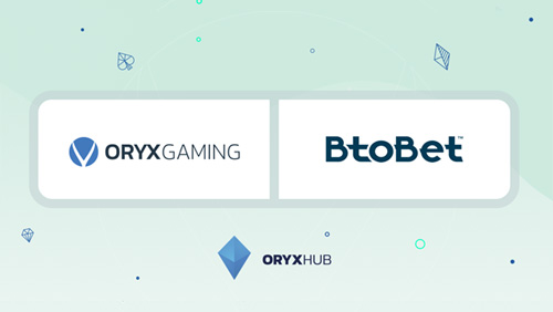 ORYX Gaming eyes global expansion with BtoBet deal