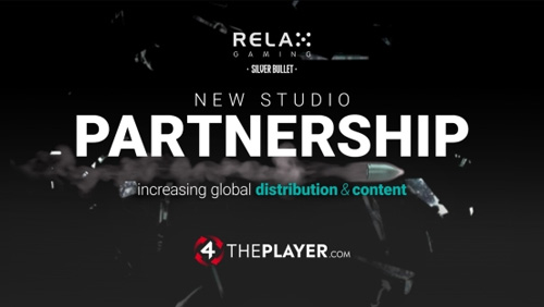 relax-gaming-signs-4theplayer-com-as-latest-silver-bullet-partner