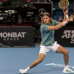 Tsitsipas triumphs in London to take ATP Finals title