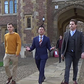 What students learnt about the Metanet when Craig and Jimmy went to Cambridge