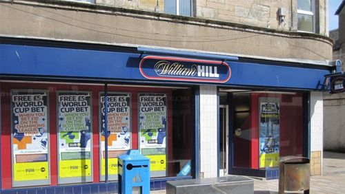 William Hill to purchase CG Tech's Vegas sportsbooks