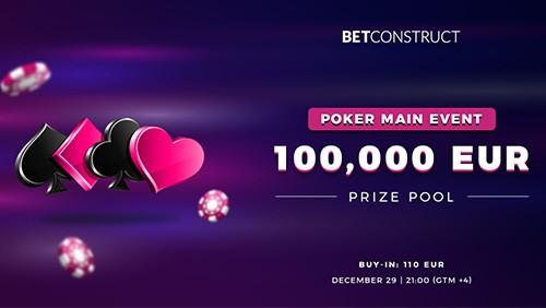 betconstruct-announces-e100000-poker-main-event-tournament