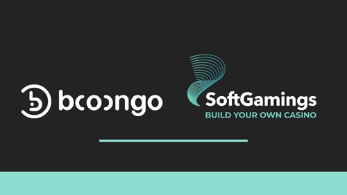 Booongo teams up with SoftGamings