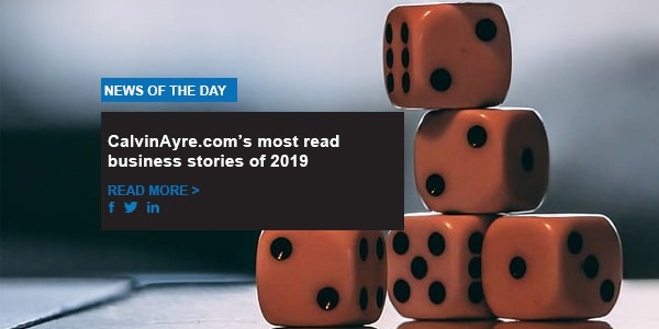 CalvinAyre.com's most read business stories of 2019