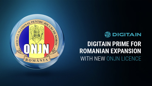 Digitain primed for Romanian expansion with new ONJN licence