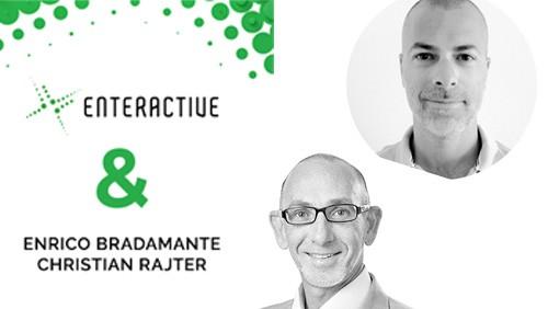 enrico-bradamante-christian-rajter-to-join-enteractive-board
