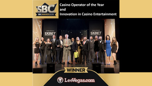 leovegas-crowned-casino-operator-of-the-year-and-are-also-the-best-innovator