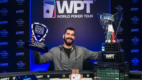Milen Stefanov wins WPT Rock 'N' Roll Poker Open for $545,070