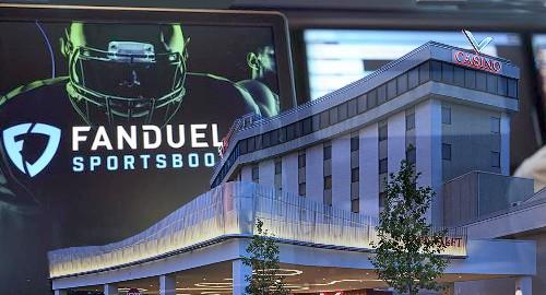 宾夕法尼亚州赌博体育投注收入记录