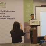Philippines Department of Tourism leader kicks off G2E Asia day 2