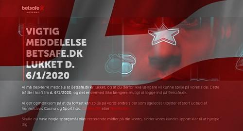 betsson-shuts-betsafe-denmark-online-gambling-site