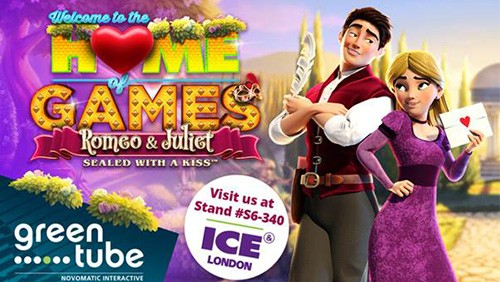 Greentube to get hearts racing at ICE London 2020 with new slot unveiling