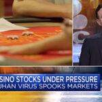 Ader sees Asian online gambling opportunity in coronavirus panic