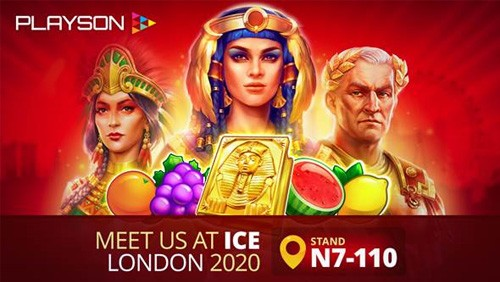 playsons-new-funky-fruit-slots-to-dazzle-ice-london-2020