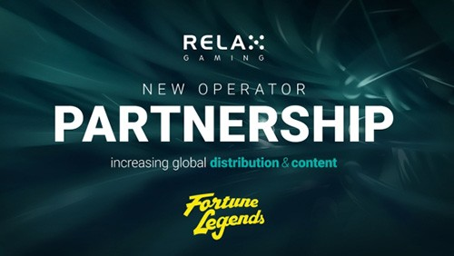 relax-gaming-secures-partnership-with-fortune-legends