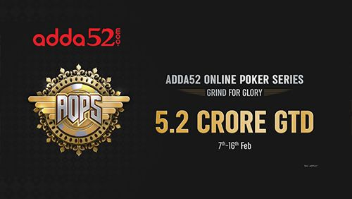 adda52-announces-its-biggest-online-poker-series-for-poker-enthusiasts-with-a-prize-pool-of-5-2-crores