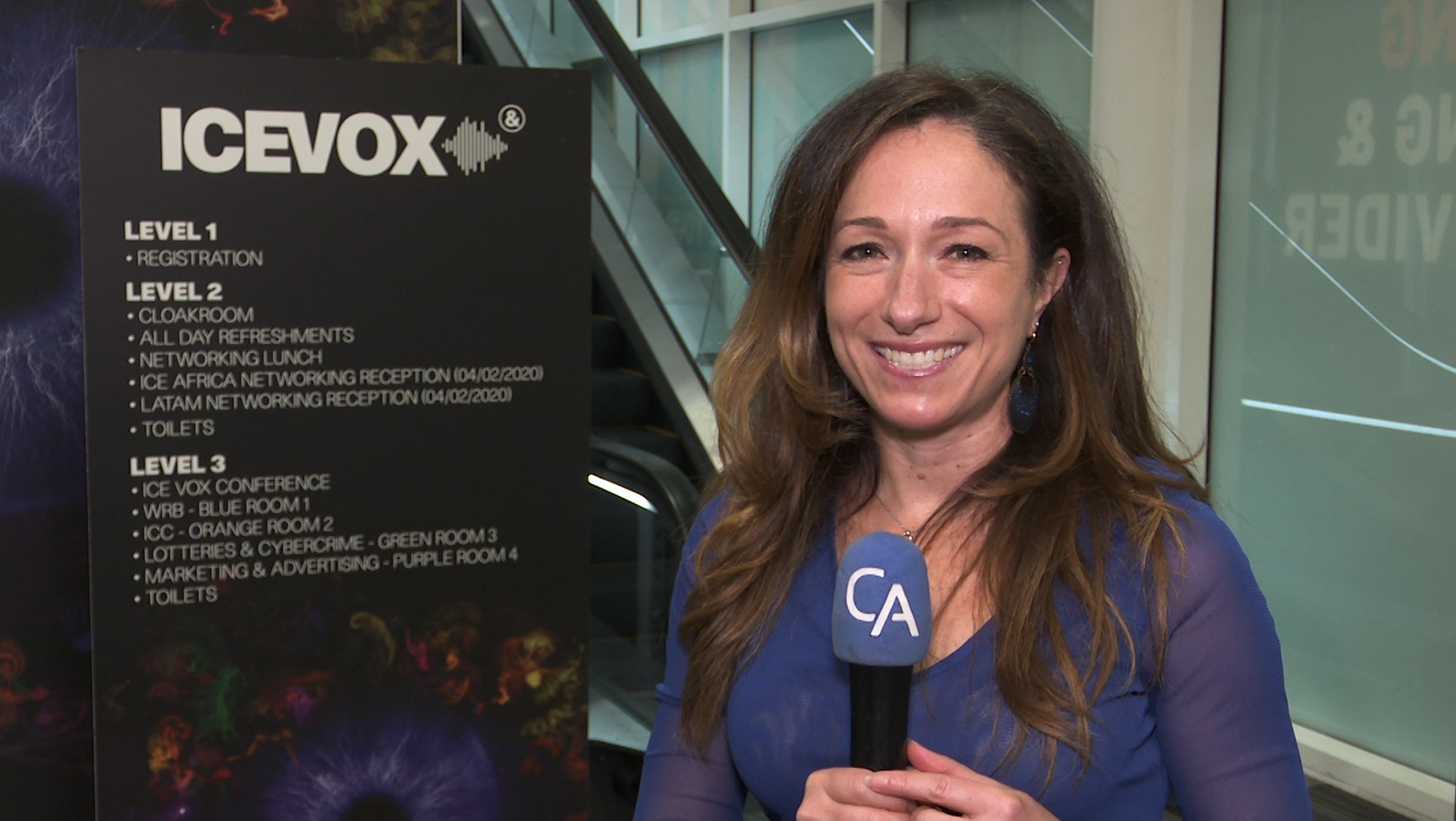 London Conference Week 2020 Day 1 recap: ICE VOX