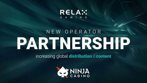 relax-gaming-to-go-live-with-ninja-casino