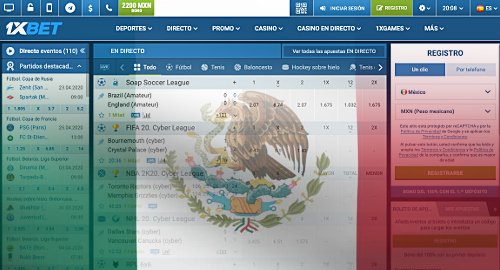 1xbet-mexico-online-gambling-license