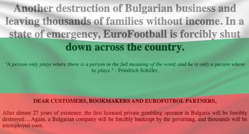 bulgaria-shuts-eurofootball-unpaid-gambling-taxes