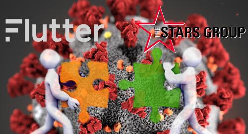 flutter-entertainment-stars-group-merger-coronavirus