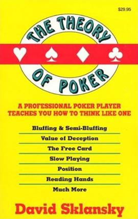 The Theory of Poker - David Sklansky
