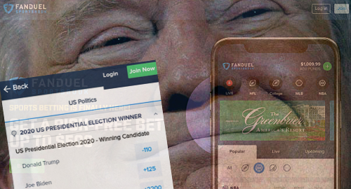 fanduel-west-virginia-2020-presidential-election-betting