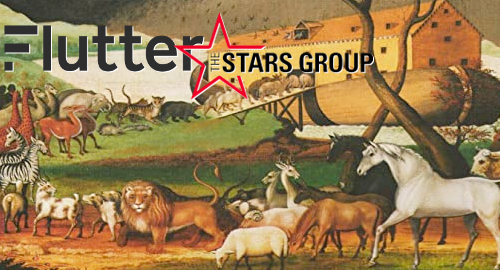 flutter-entertainment-stars-group-merger-gambling-brands