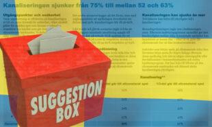 sweden-online-gambling-casino-regulatory-suggestions