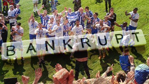 Fa Cup Winners Wigan Bankrupt Calvinayre Com